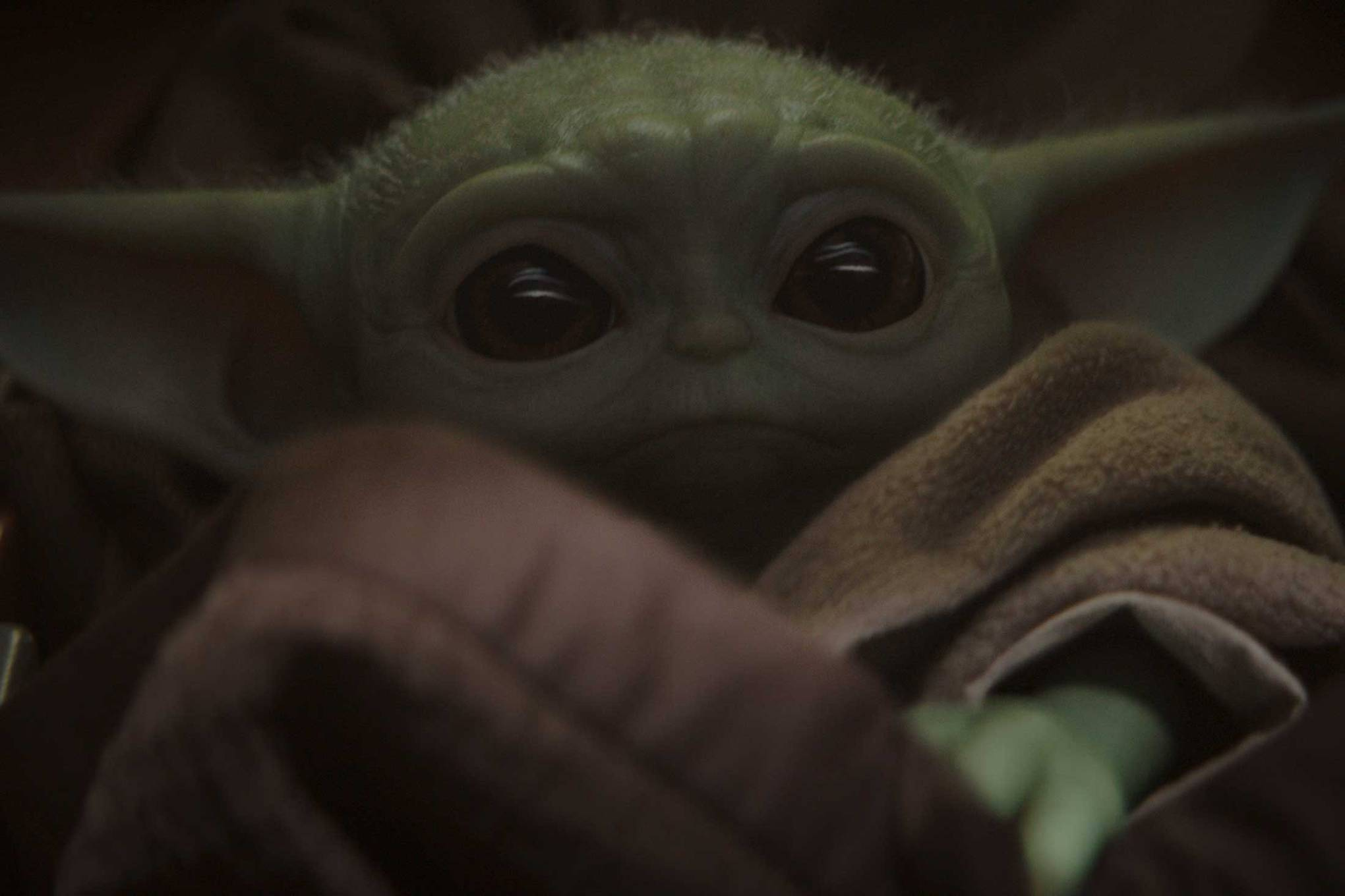 The Baby Yoda gif debacle exposes the messy world of meme law