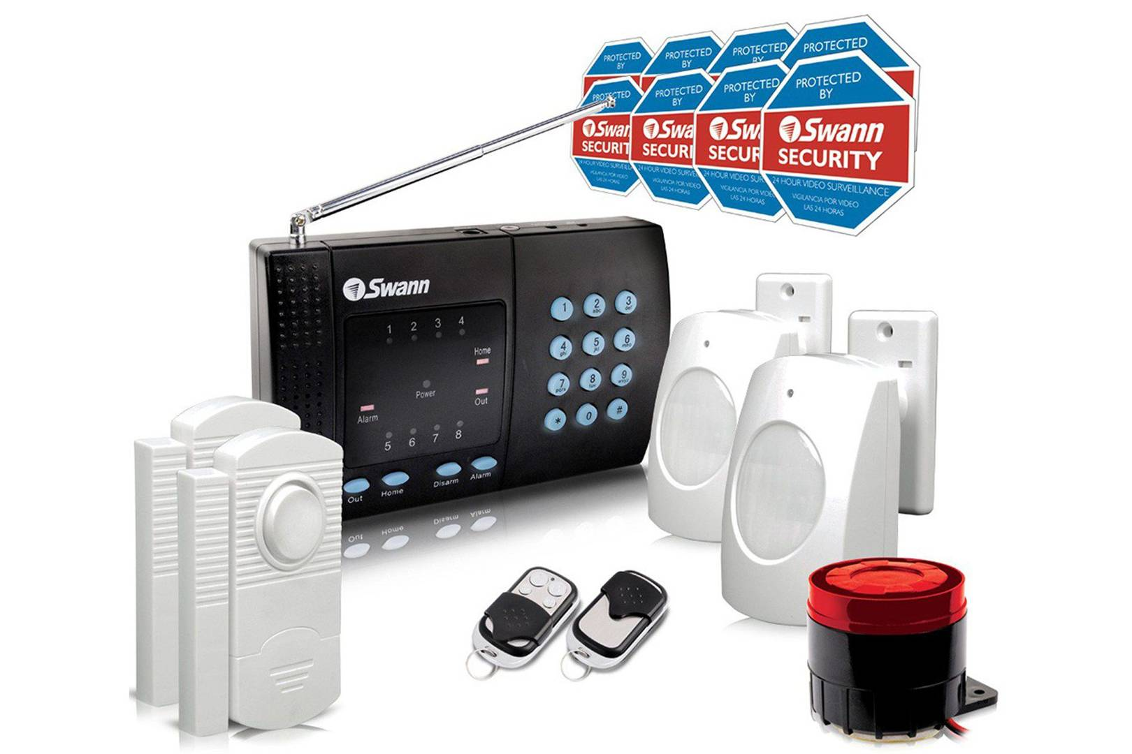Its easy for thieves to hack your home alarm system wired uk solutioingenieria Image collections