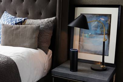 Amazon Echo has the personal voice assistant, Alexa