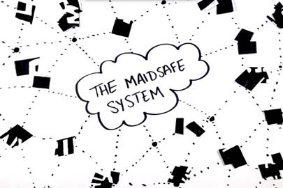 Scottish company Maidsafe claims to have built a Bitcloud-like system