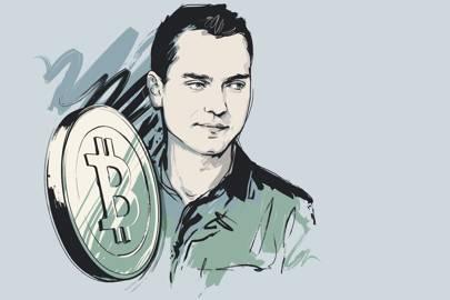 "Nathan Blecharczyk selects ""Satoshi Nakamoto"", founder of Bitcoin"