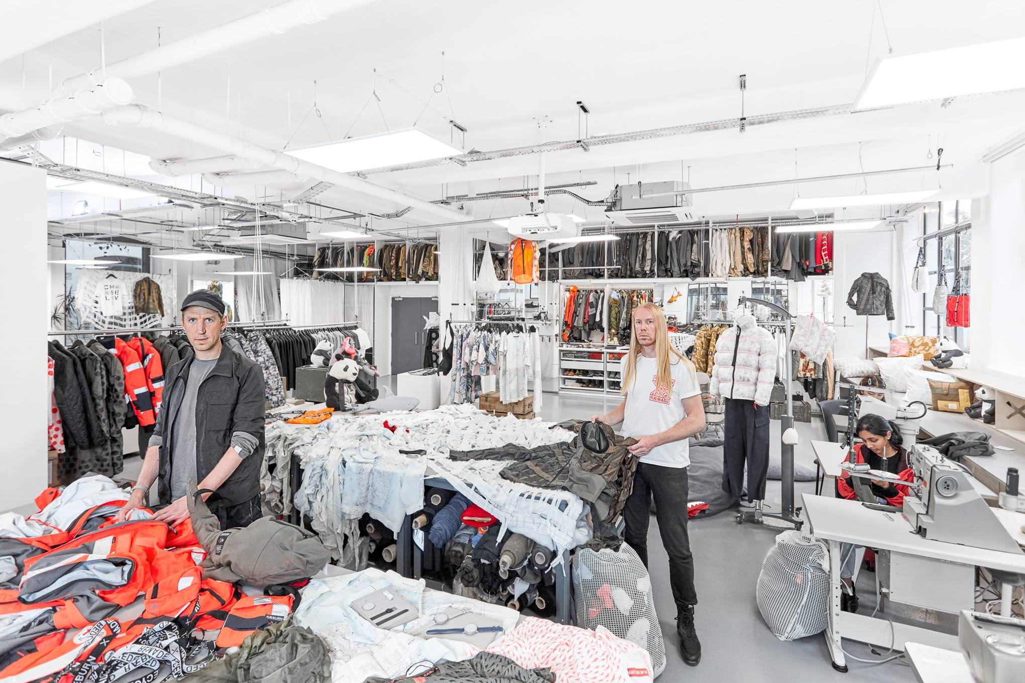 Landfill is being turned into luxury to fight back against fast fashion