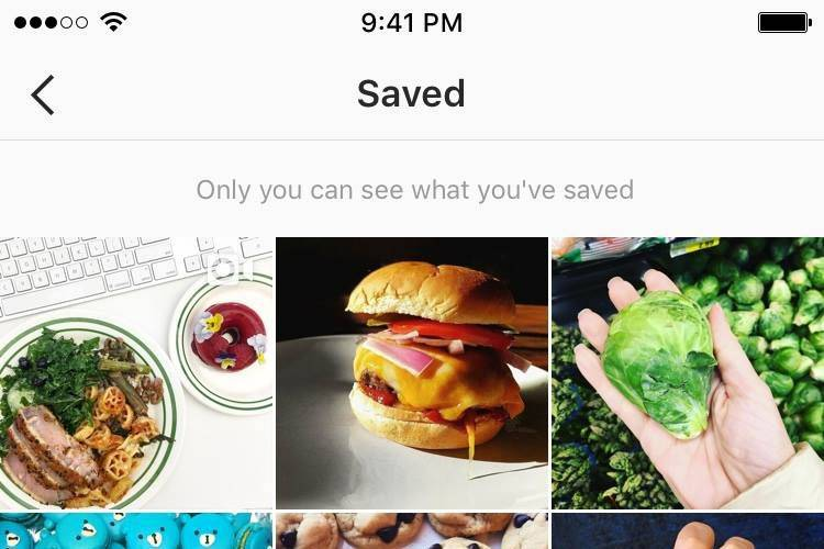 how to clear saved posts on instagram
