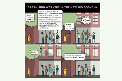 Tech-savvy social innovators will help rally the millennial gig-economy workers