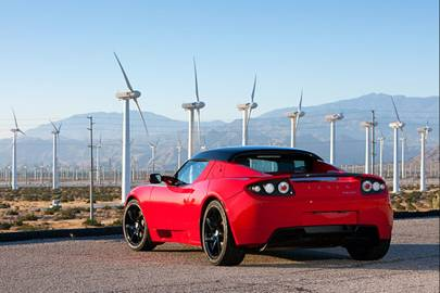 The Tesla Roadster 2.5