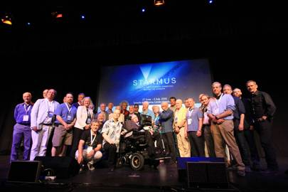Stephen Hawking, Buzz Aldrin and Oliver Stone to speak at Starmus 2017 - Technology Updats