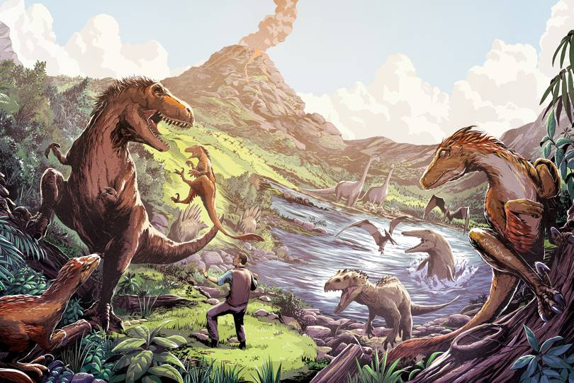 jurassic world fallen kingdom and the long history of