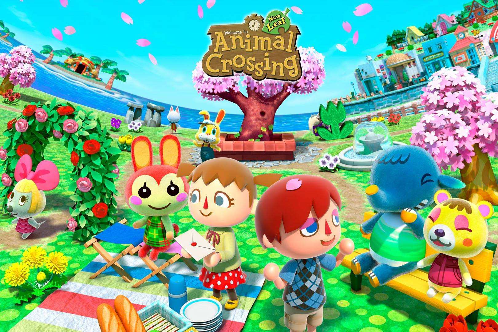 Animal Crossing: New Leaf updates unveiled by Nintendo | WIRED UK