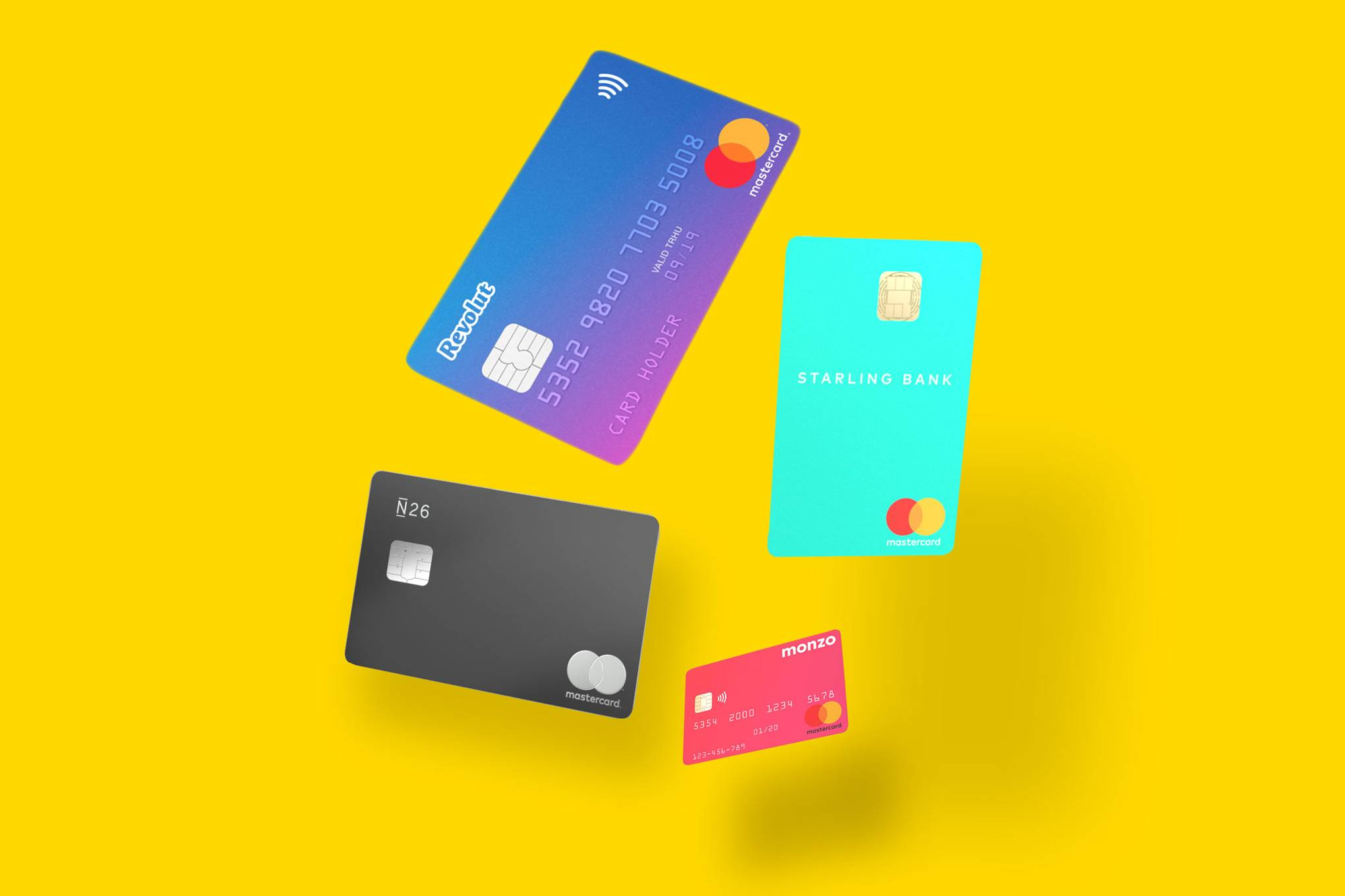 Legacy banks are fighting back against the Monzo