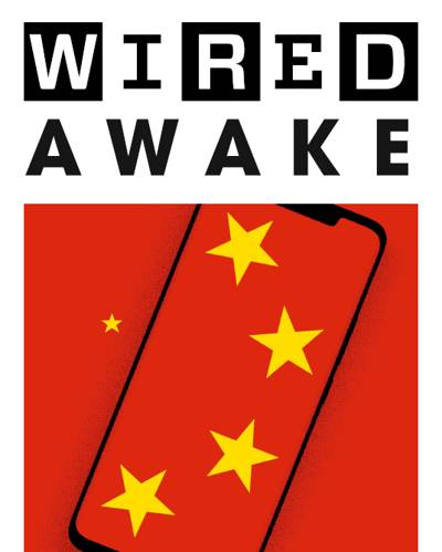 Get WIRED Awake, your essential daily briefing on the big stories in  technology, business and science. In your inbox every weekday by 8am.