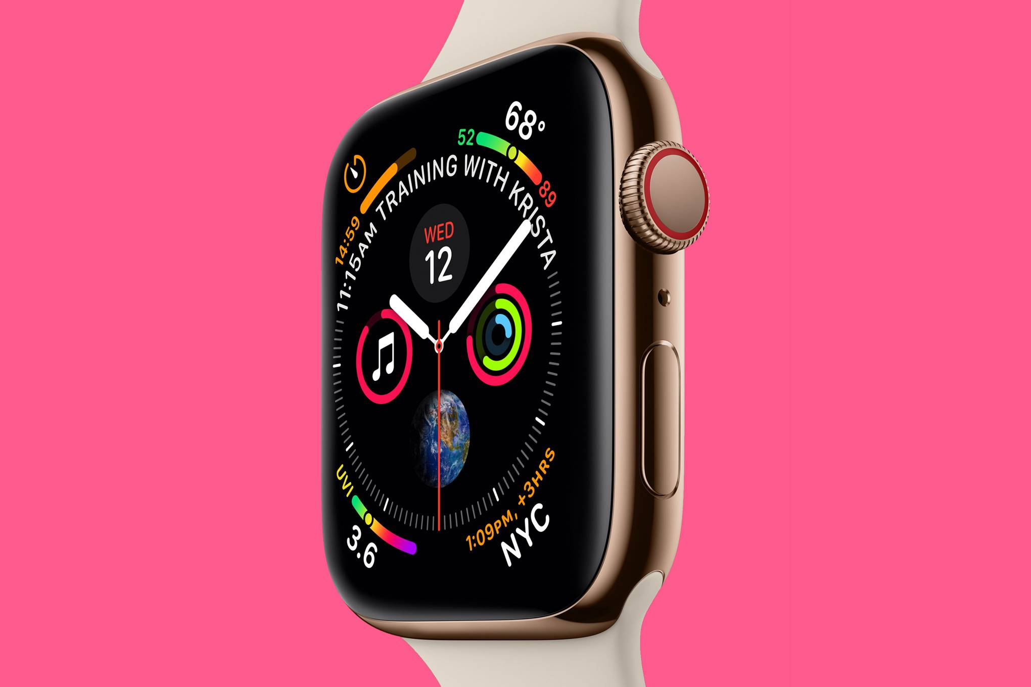 apple watch specs by serial number