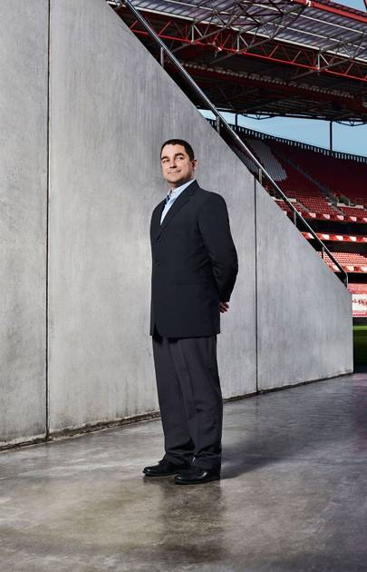 Joao Copeto, chief information officer of S.L. Benfica
