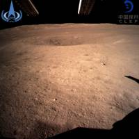 Chang'e 4 lands on the Moon
