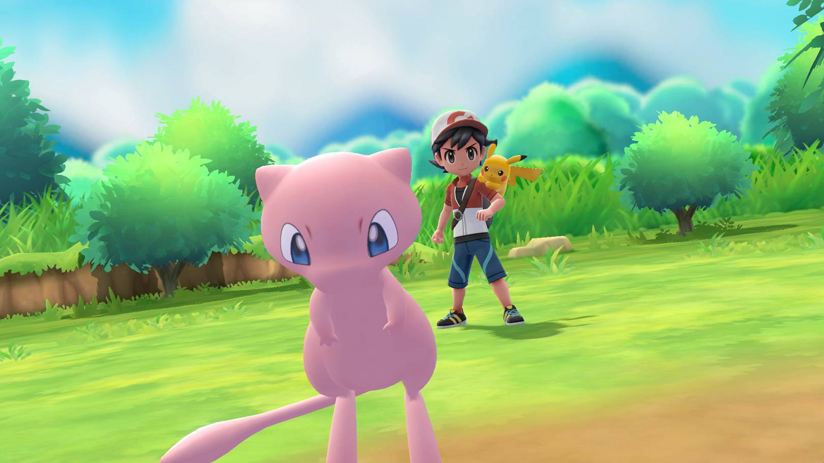 E3 2018 Hands On Pokémon Lets Go Pikachu And Eevee On Nintendo