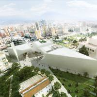 Tirana Cultural Centre / in consultation