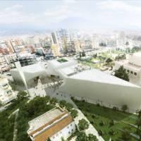 Tirana Cultural Centre / in consultation