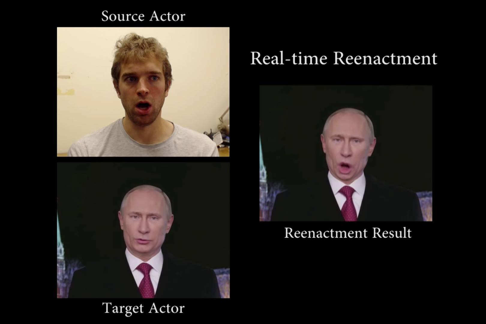 Webcam w facial recognition — 9