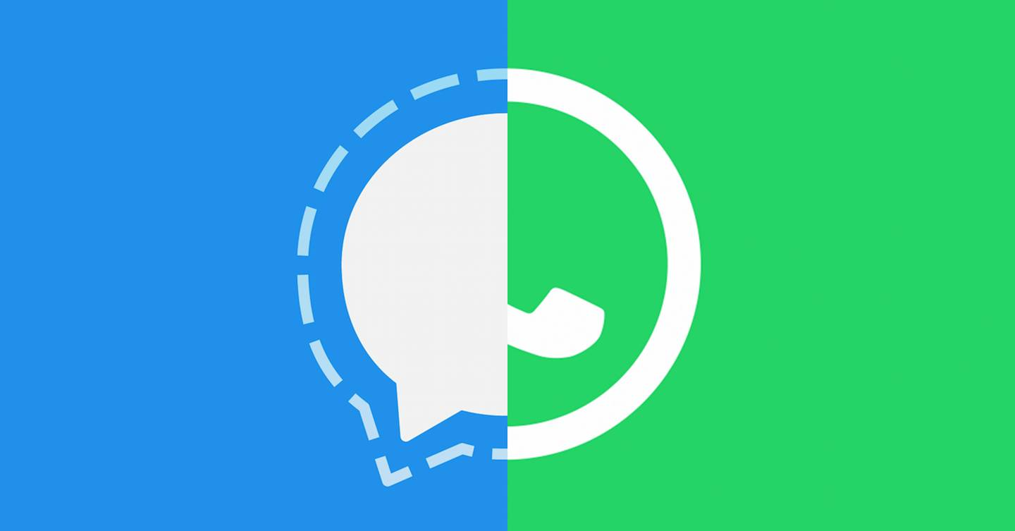 Why everyone should be using Signal instead of WhatsApp