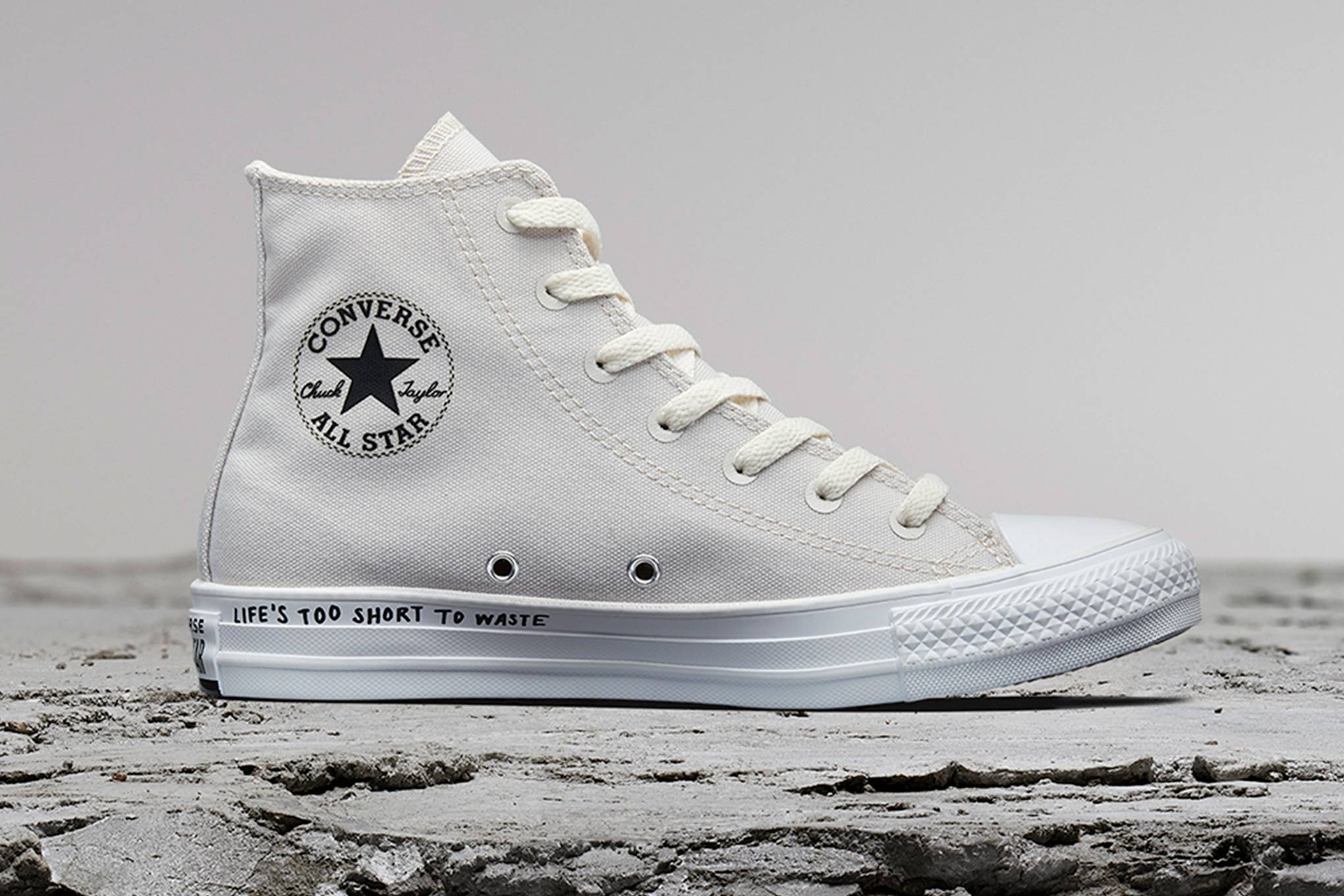 New Converse Renew trainers are made from 11 plastic bottles ...