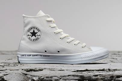 mejor seleccione para oficial última tecnología New Converse Renew trainers are made from 11 plastic bottles per ...