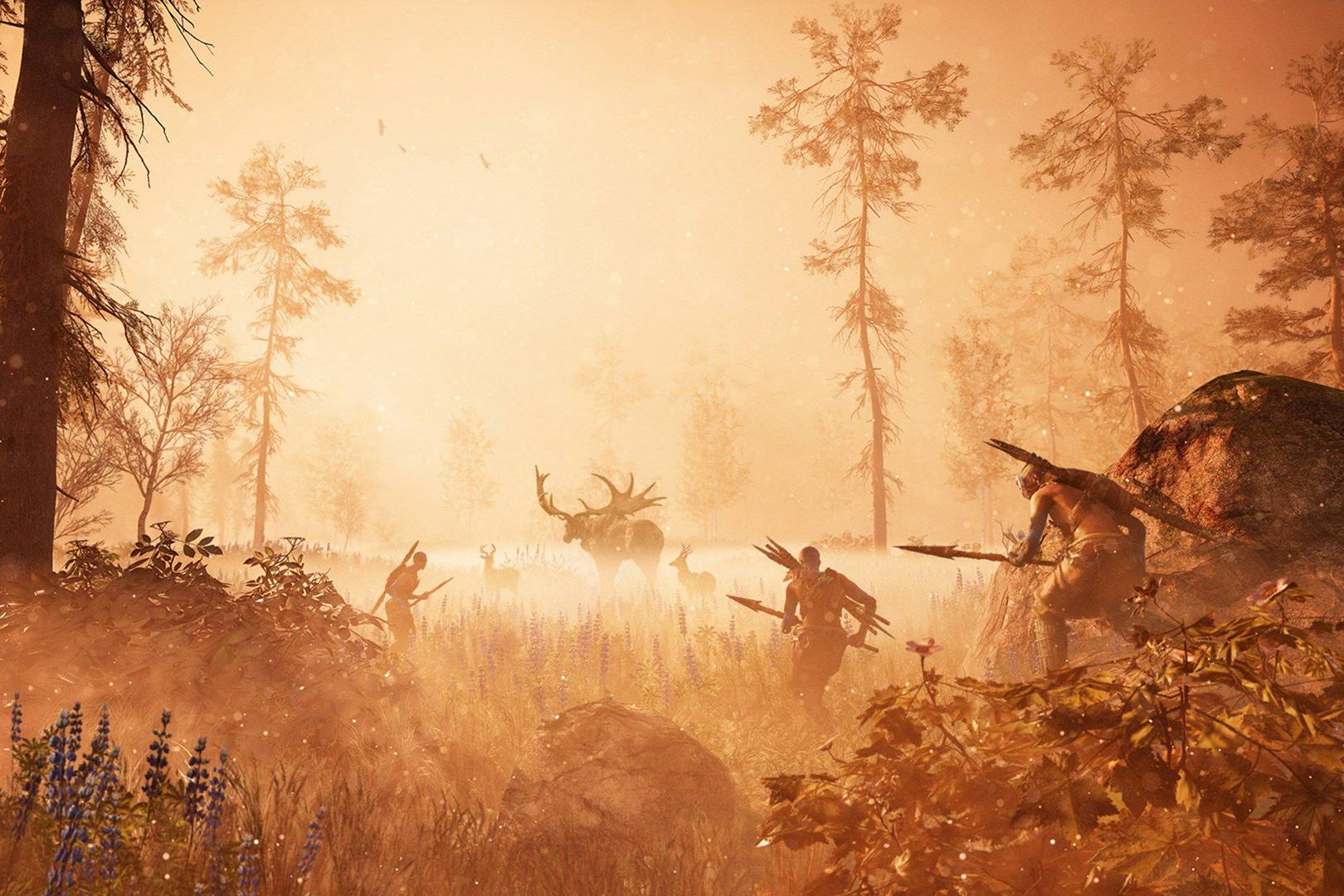 Far Cry Primal review: a pre-history of violence | WIRED UK