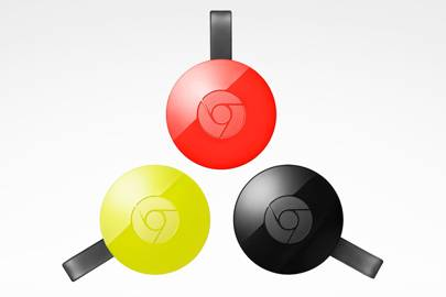 Google Chromecast gets Channel 4's All 4 app | WIRED UK