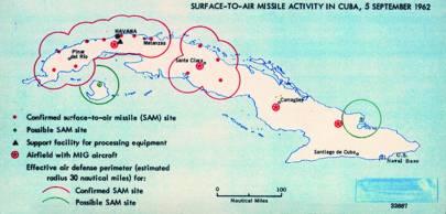Cuba missiles, 1962