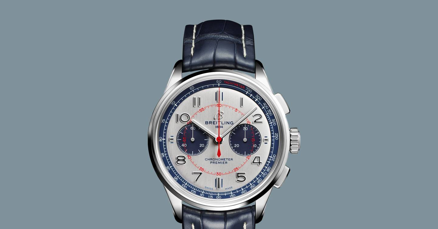 Breitling's new Bentley chrono matches style with performance