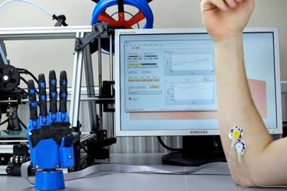 Open Hand Project makes robotic prosthetics much more accessible