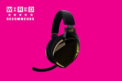 Gaming headset: Asus ROG Strix Fusion 700