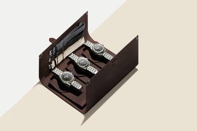 Omega has relaunched its classic 1957 trilogy as a set