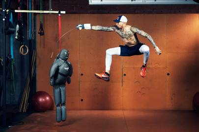 Inside Red Bull's extreme bootcamp where athletes become winners