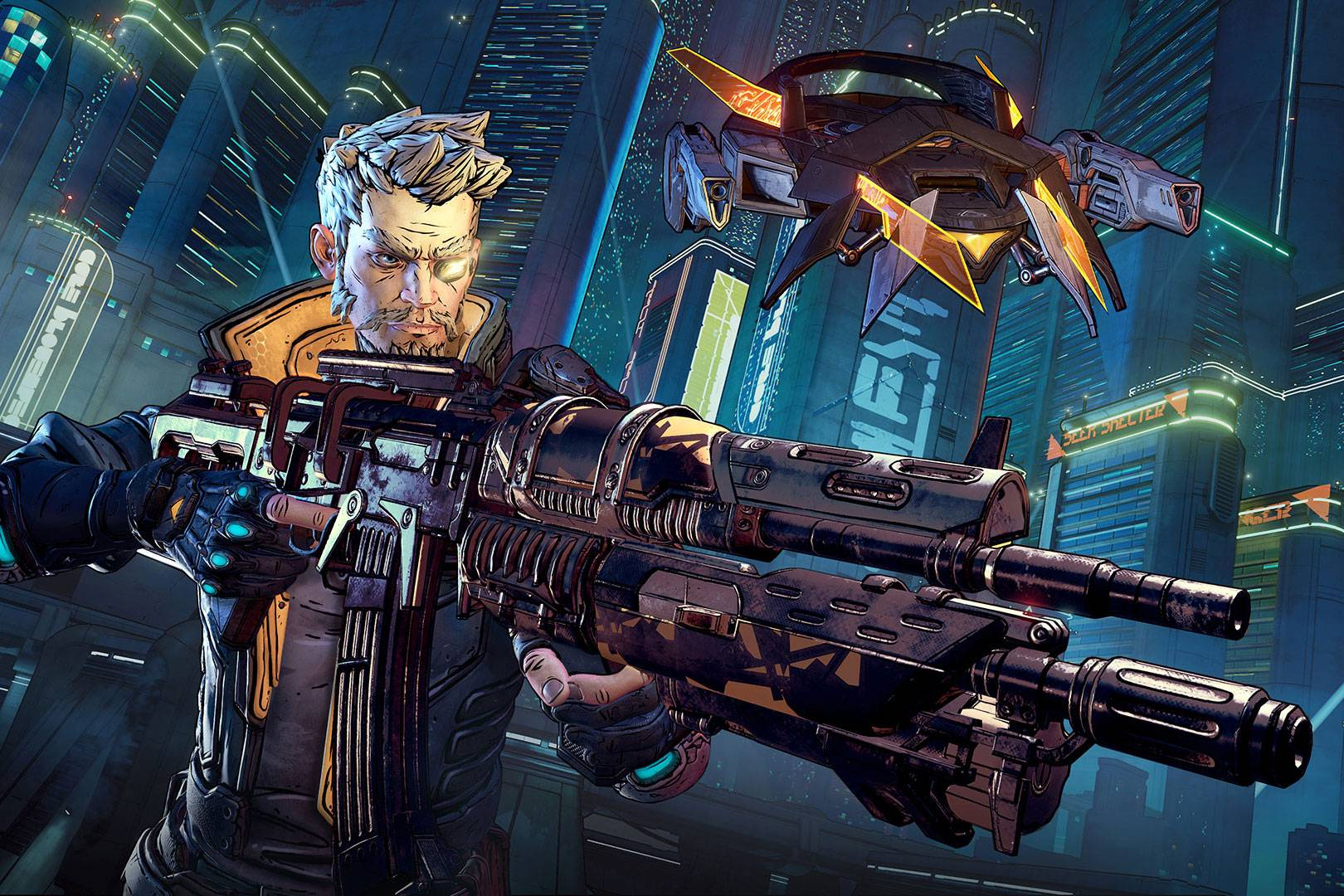 Borderlands 3's dynamic levelling fixes online gaming's biggest flaw