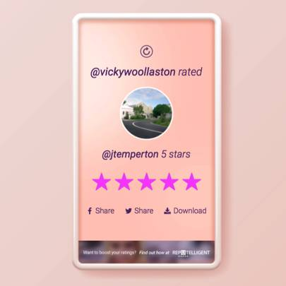 Black Mirror's horrific people-rating app is now a reality