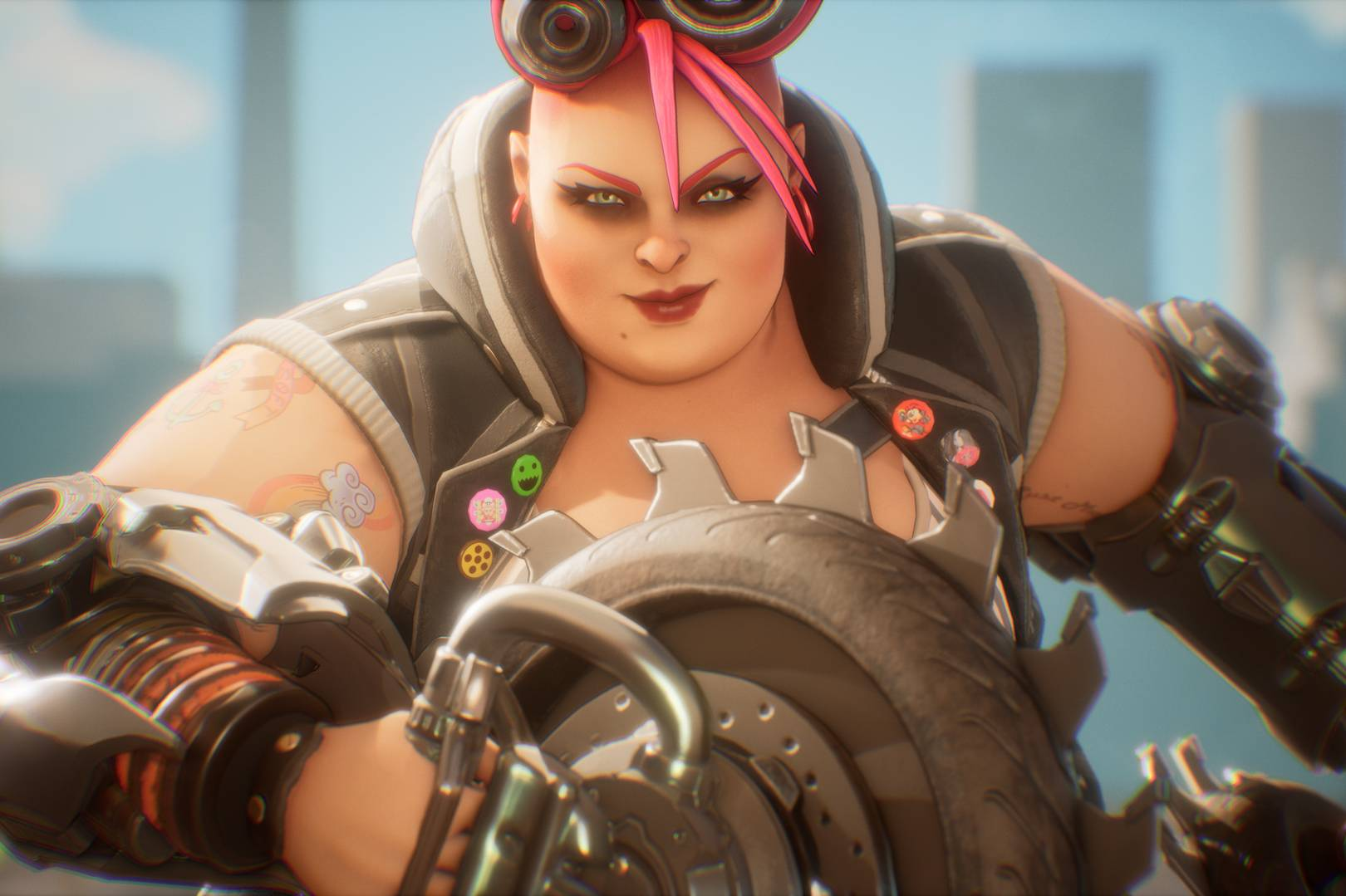 Overwatch competitor Bleeding Edge could change everything