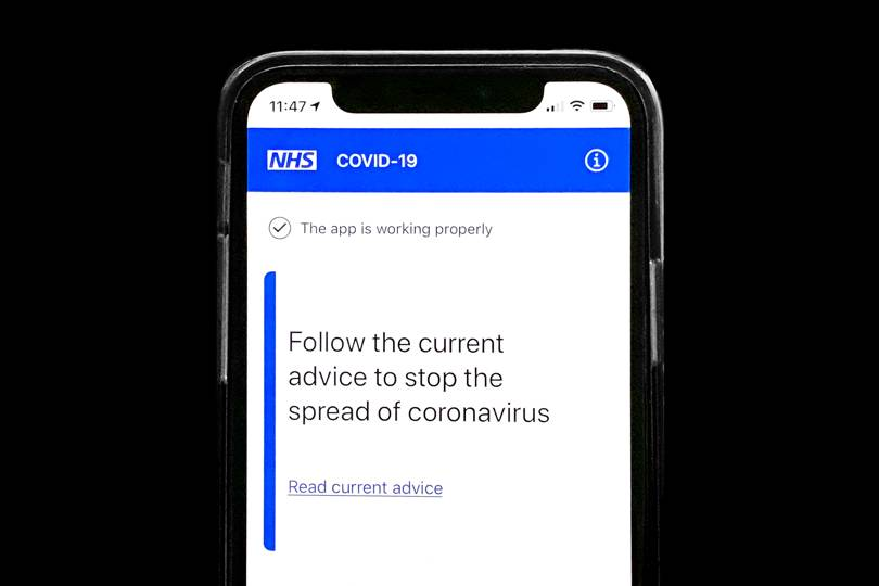 The Nhs Track And Trace Covid 19 App Explained Wired Uk