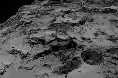 Comet P67 lobes