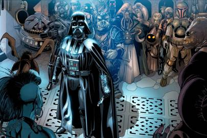 Star Wars Darth Vader Marvel S Comics Are Revealing The Untold Story Wired Uk