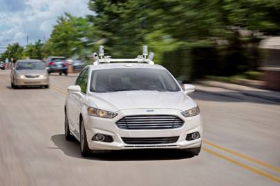 Ford invests $1 billion in AI startup Argo to make self-driving cars