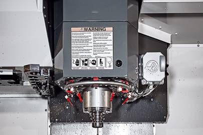 4. CNC Milling