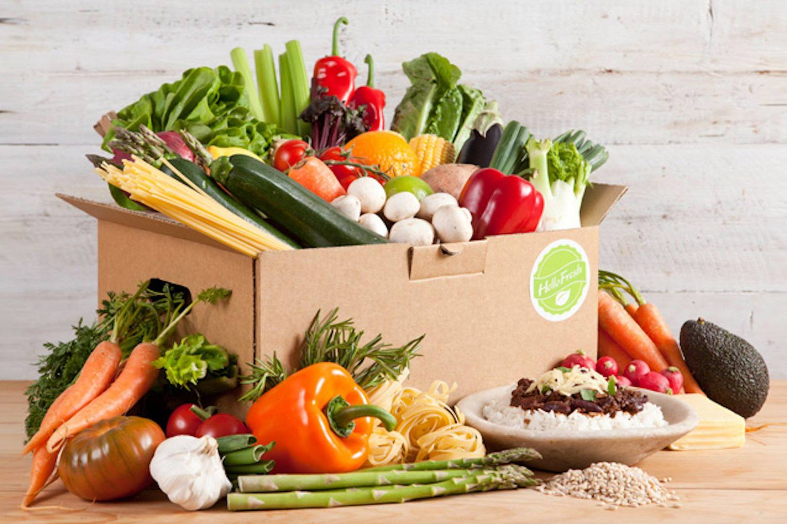 How Hello Fresh Vegan can Save You Time, Stress, and Money.
