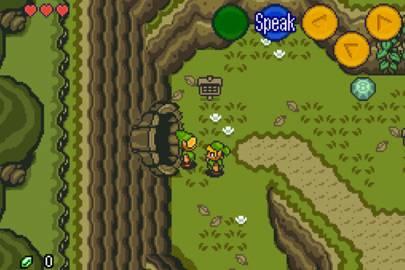 Zelda game gets fanmade 2D makeover