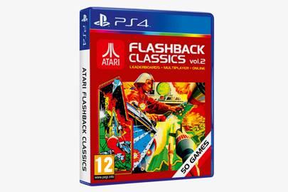 Atari Flashback Classics Vol.1 + 2