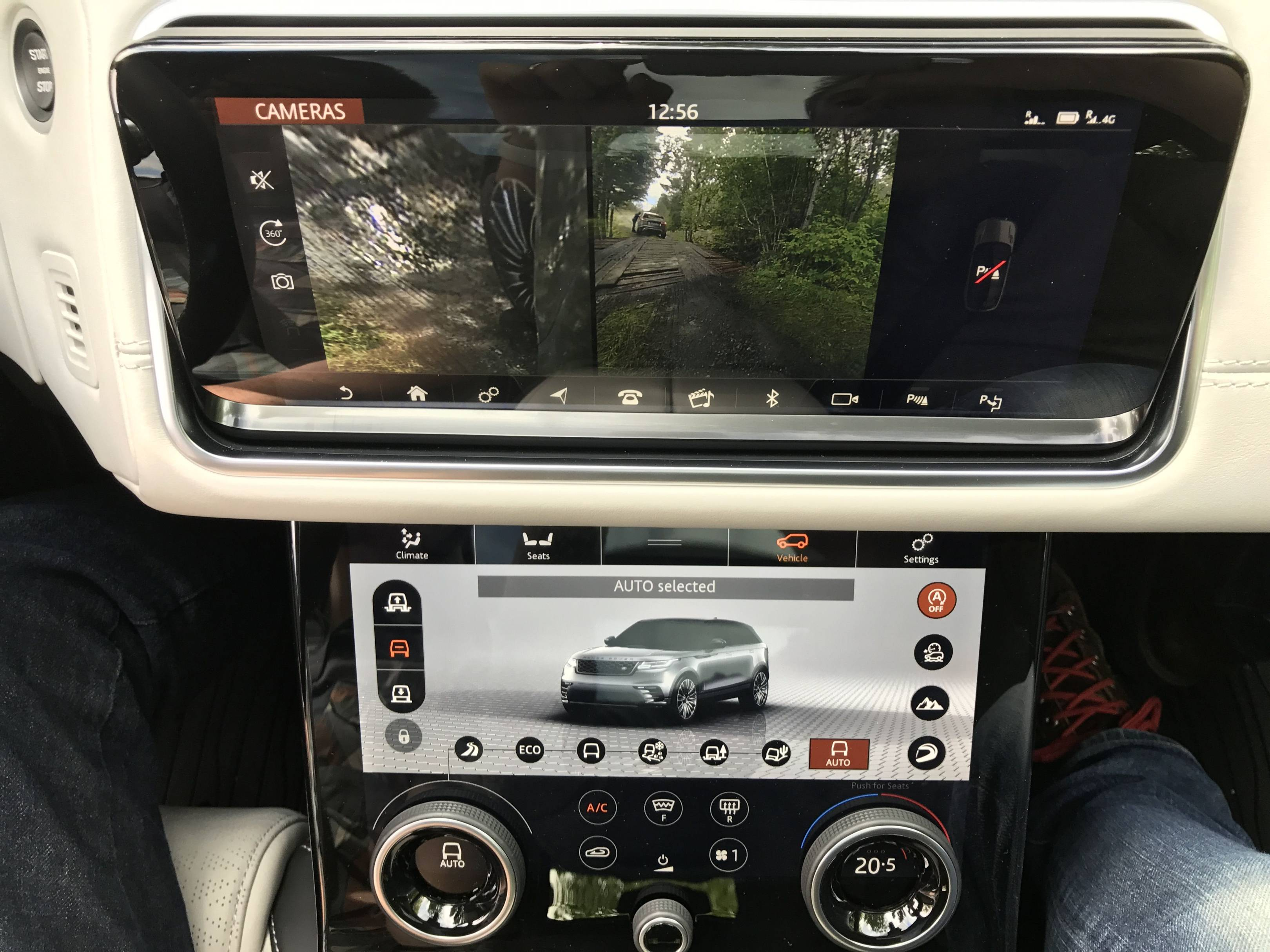 New Range Rover Velar Review A Huge Success Despite Some Niggles Building Diy Computer Parts Electronics Land Smart Other Wired Uk