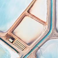 Unesco site Shark Bay makes purest salt in the world
