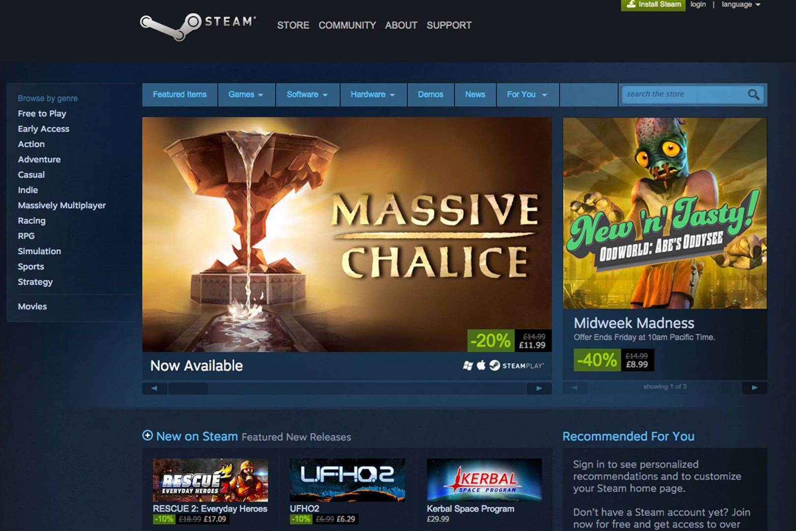 Steam now offers refunds for any reason whatsoever | WIRED UK