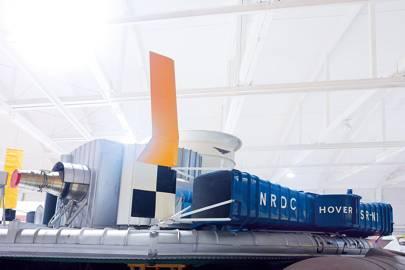SR.N1 Hovercraft