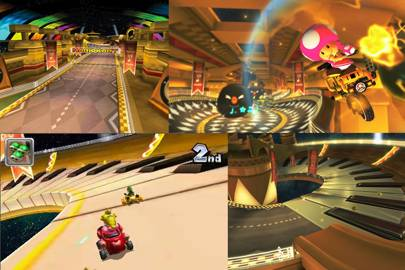 Melody Motorway (3DS)