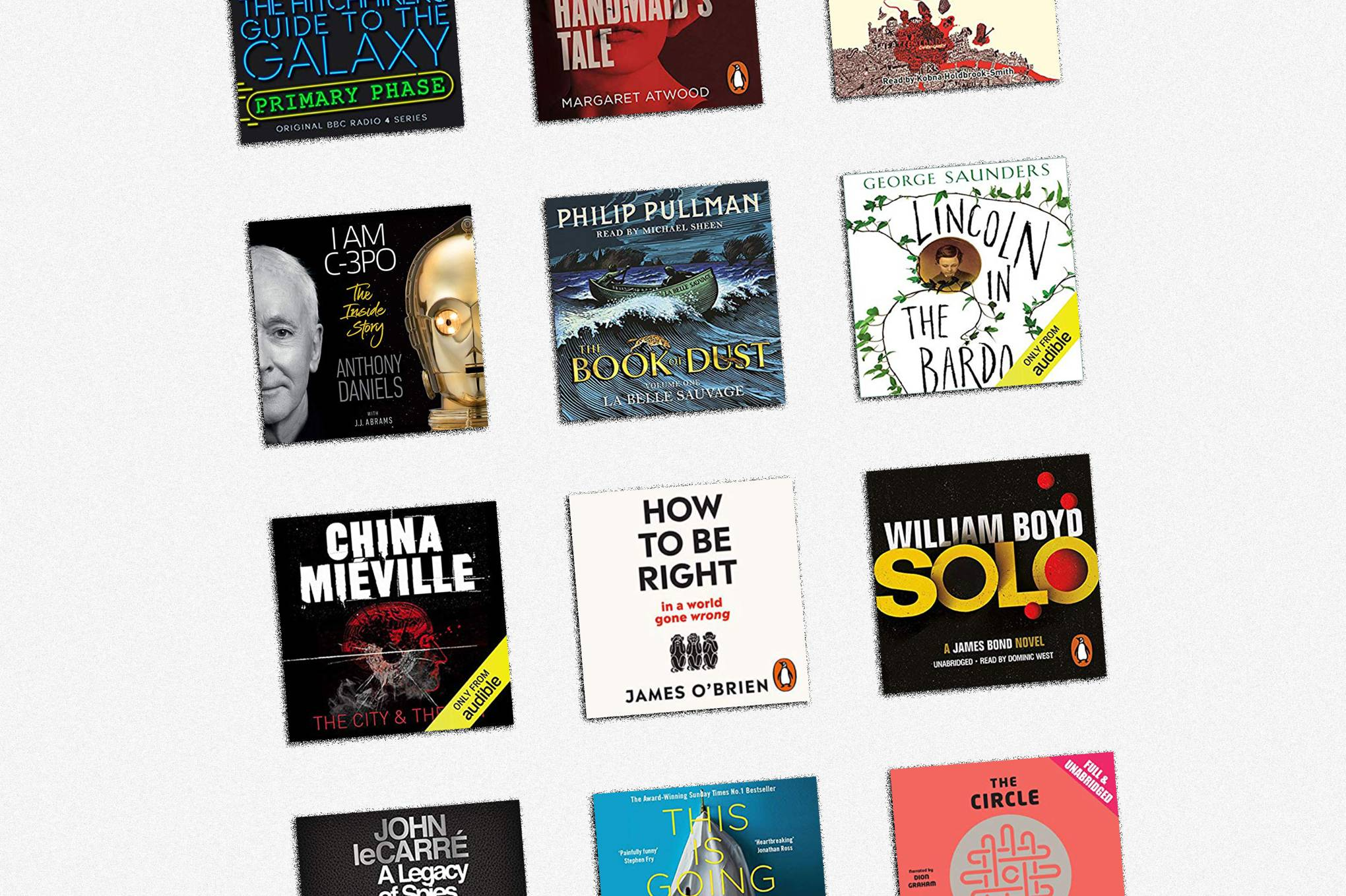 Audible Account Sharing 16 of the best audiobooks in 2019, fiction and non-fiction