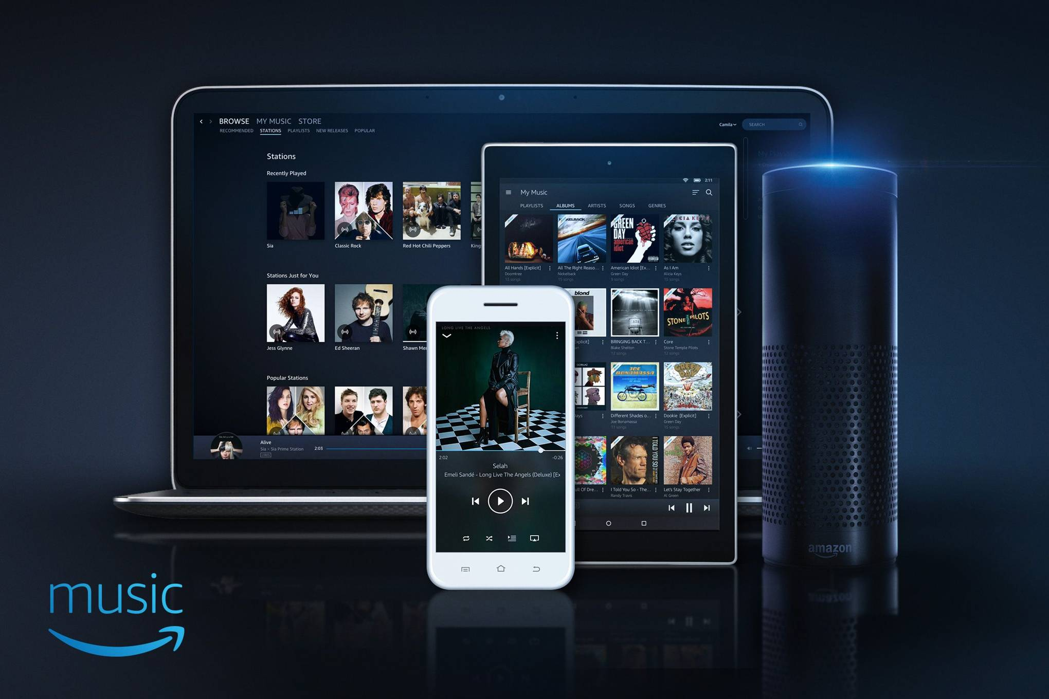 Amazon Music Unlimited UK price plans, features and release